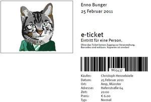 Nr.34 - 25.02.2011 - Enno Bunger - AMP, Münster