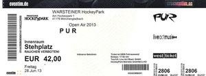 Nr.89 - 28.06.2013 - PUR - Hockeypark, Mönchengladbach