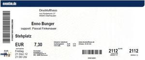 Nr.66 - 21.12.2012 - Enno Bunger - Drucklufthaus, Oberhausen