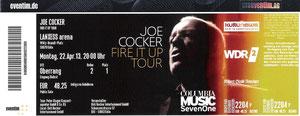 Nr.77 - 22.04.2013 - Joe Cocker - Lanxess Arena, Köln
