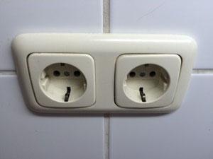 Elektroinstallaion können Sie bei Ihrer Renovierung auch erhalten