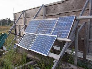 10月 ソーラーパネル増量