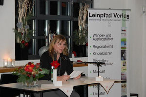 "Claudia Platz liest aus ""Pesto letale"""