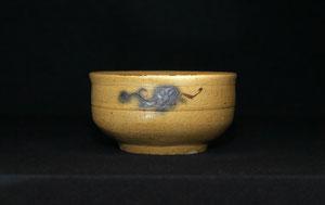 黄瀬戸・黄瀬戸茶碗(12Cmx12Cmx8Cm)