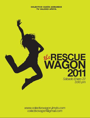 Rescue the Wagon 2011.