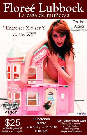 La casa de muñecas.