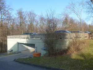 Tiefgaragen-Anlage Mosbach-Waldstadt - Konrad-Adenauer-Straße