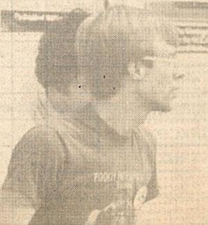 Jim STEVENS de l'équipe Camen. 3 ième en Pro à Momence
