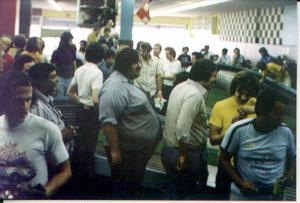 Buzz-A-Rama  Slot Racing 1979