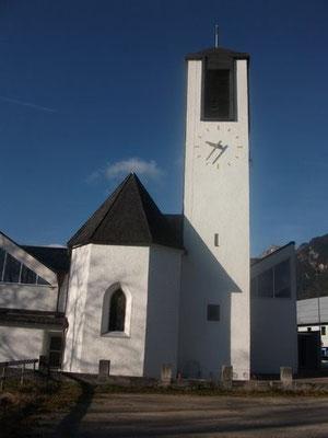 Lechaschau Hl. Geist Kirche