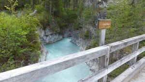 Schwarzwasser Lechtal