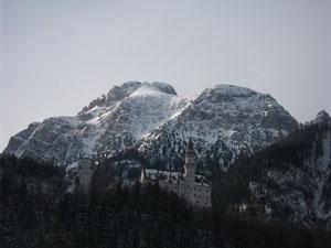 Säuling und Neuschwanstein