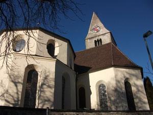 Kirche Oberthingau