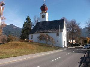 Reutte Rochuskapelle