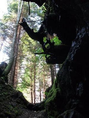 Unterpinswang Erzgrube