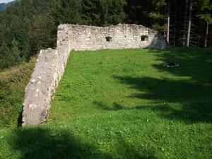 Sternschanze bei Oberpinswang
