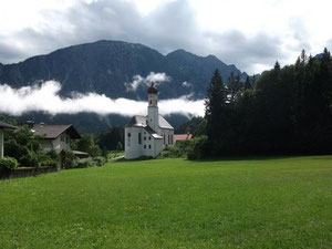 Kirche Pinswang