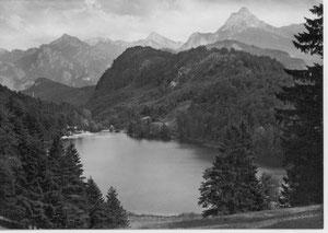 Alatsee Richtung Füssen