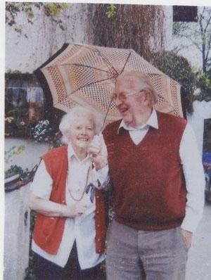 Maria und Alfred Wintergerst