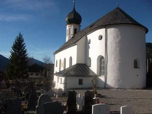 Grän Kirche