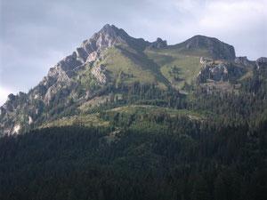 Aggenstein vom Tannheimer Tal