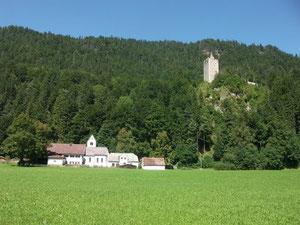 St. Anna und Vilseck