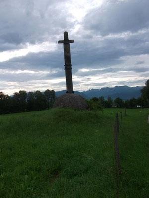 Steinernes Kreuz Roßhaupten