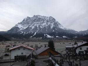 Zugspitze bei Ehrwald