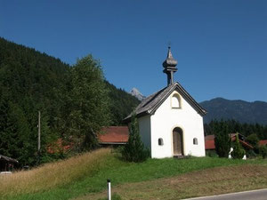 Kapelle Pflach Roßschläg