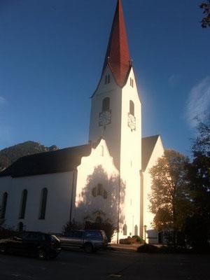 Breitenwang Kirche