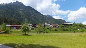 Vorderhornbach Lechtal