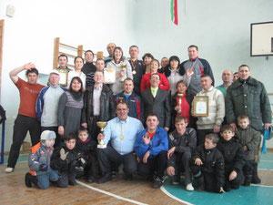 Зимняя спартакиада февраль 2012 года