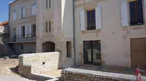 24 mars 2012 nouvelle entrée par la façade arrière