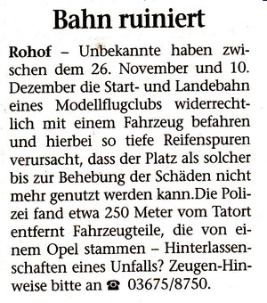 FREIES WORT vom 16.12.2011