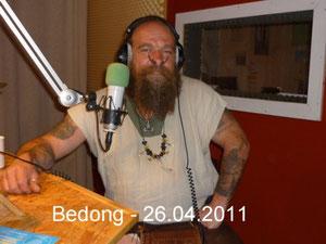 Bedong bei Radio 98eins