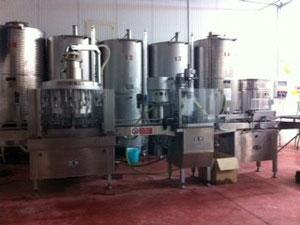 impianto imbottigliamento olio usato
