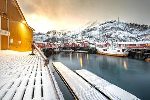 Reisebericht - Lofoteninseln im Winter