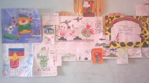 конкурс рисунков посвященных Дню Защитников Отечества