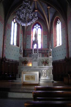 l'église St André
