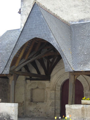 église St Etienne de Cheverny