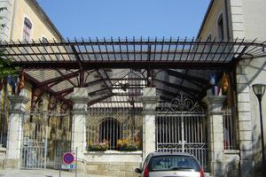 l'hotel de ville de Cavaillon