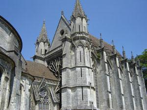 abbaye de St Germer de Fly