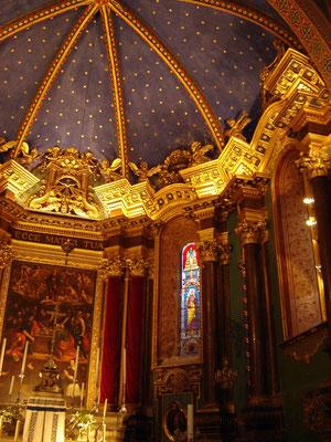 choeur de style baroque