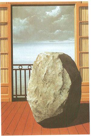 René Magritte, Il mondo invisibile