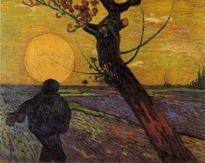 """Van Gogh, """"Il seminatore"""""""
