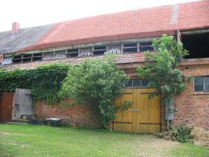 Gebäude vor den Umbauarbeiten