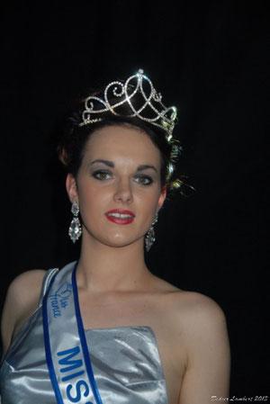 Léa Chochois - Miss Opale Sud 2013
