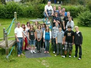 Erster Schultag, 23.08.2010