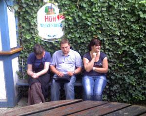 Backstube Kassel Wehlheiden Biergarten