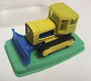 580 - Bulldozer
